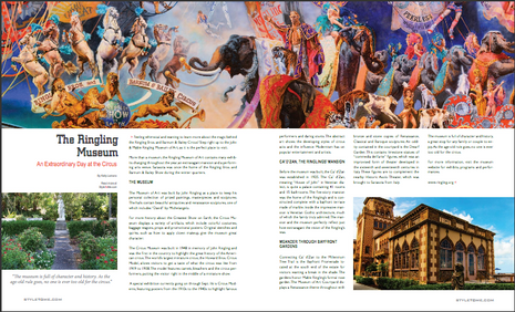 Art Feature: The Ringling Museum | Tampa Style Magazine