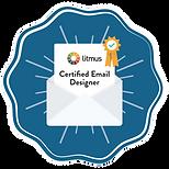 Litmus Certified-Designer-Kelly-Lamano-S