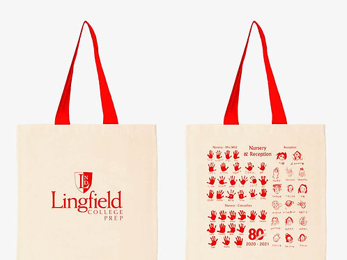 LPA Personalised Shopper Bag