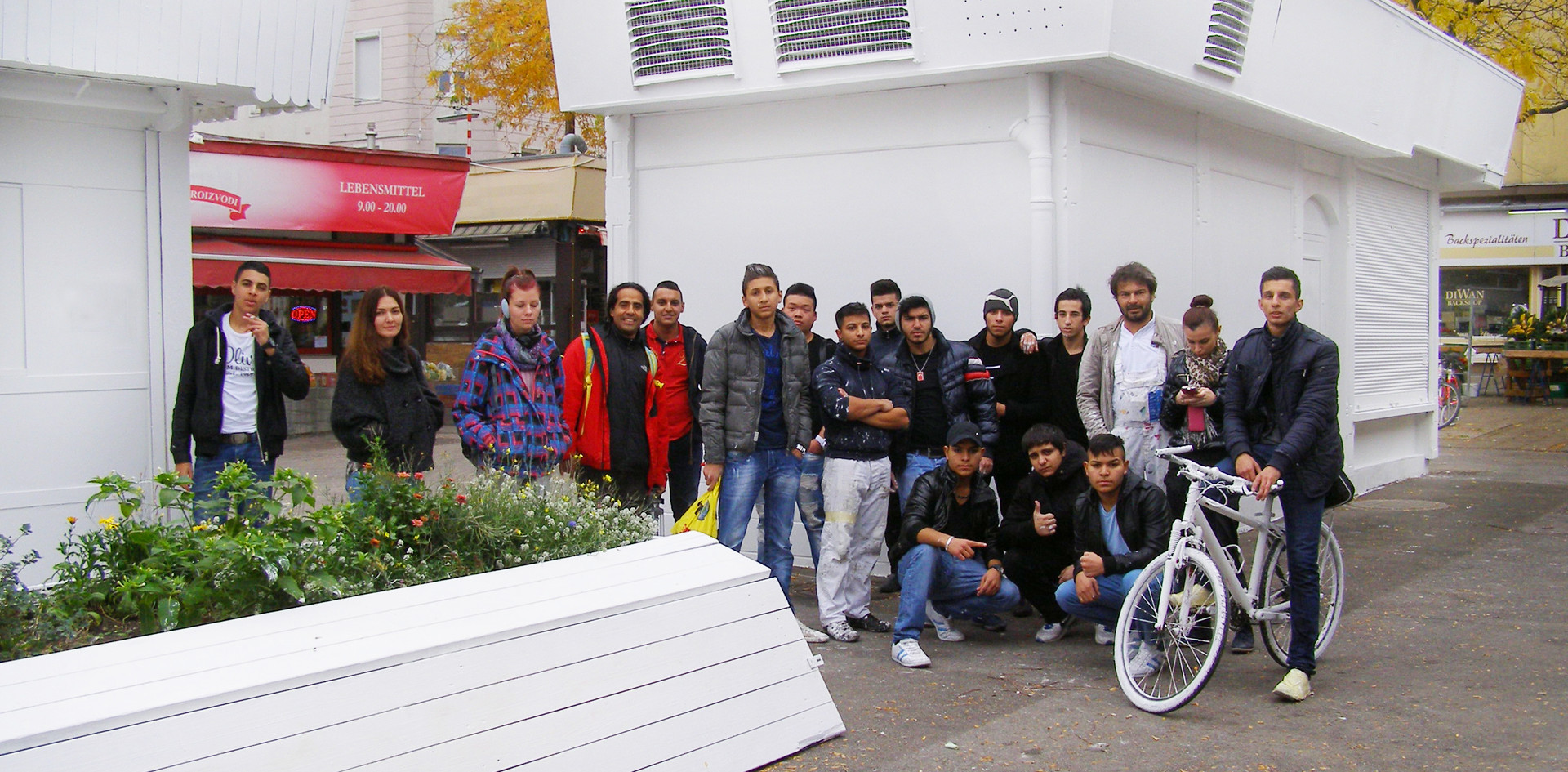paintback meidlingermarkt team