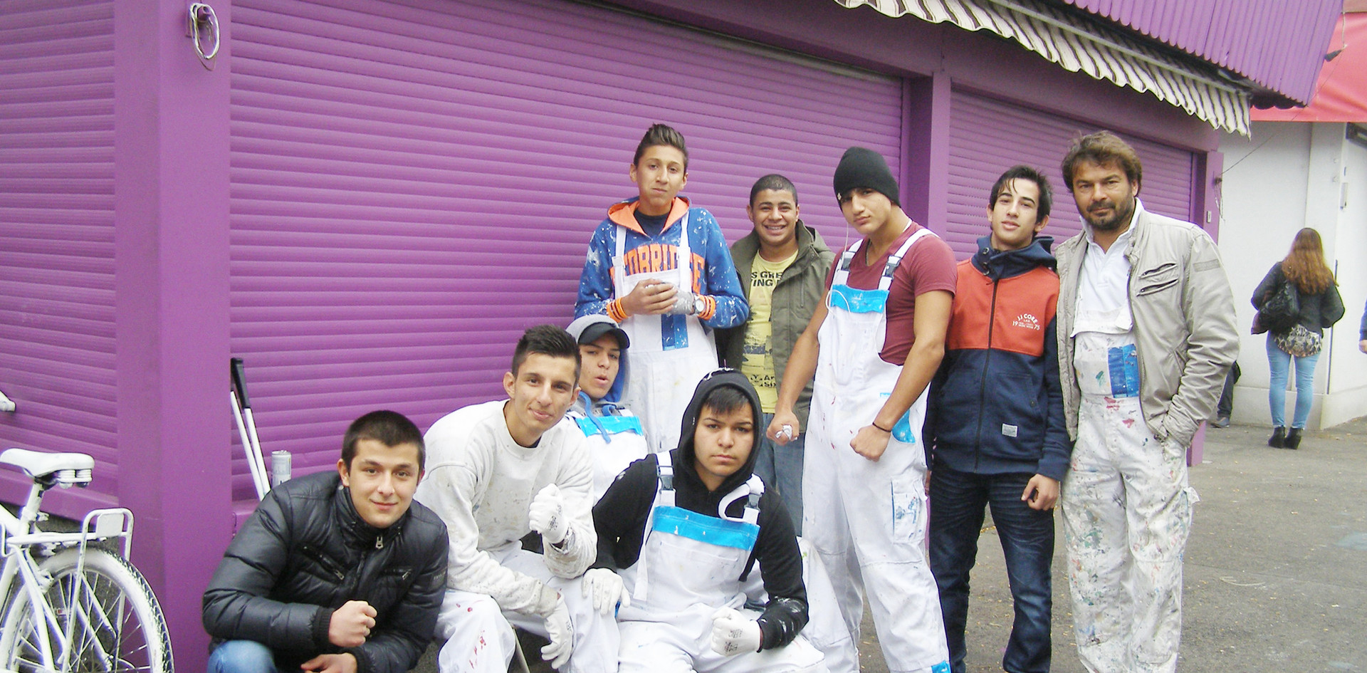 paintback meidlingermarkt team 2