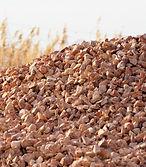 A granel,piedra decorativa
