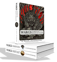 Wargs: Curse of Misty Hollow Audio Cover