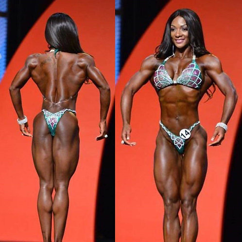 CLewis Olympia 2015