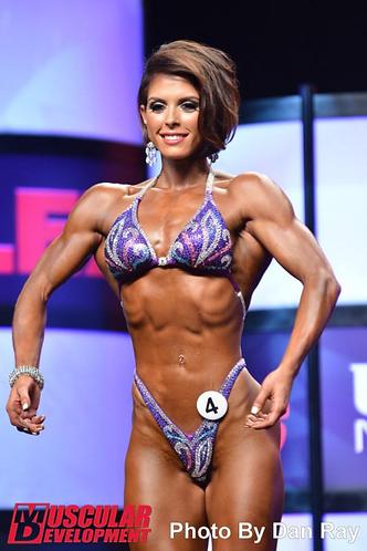 Alicia 2014 Olympia