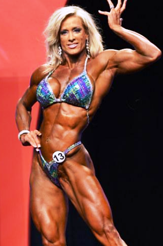 Tamee 2014 Olympia