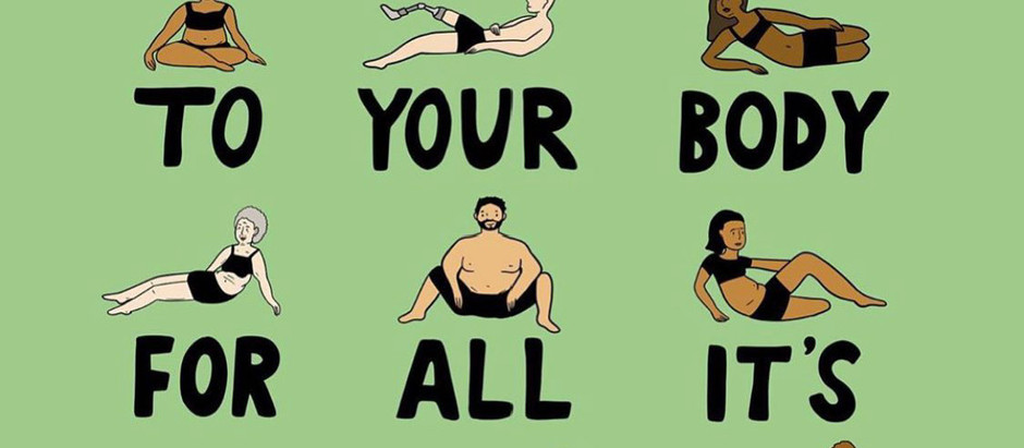 Thank Your Body