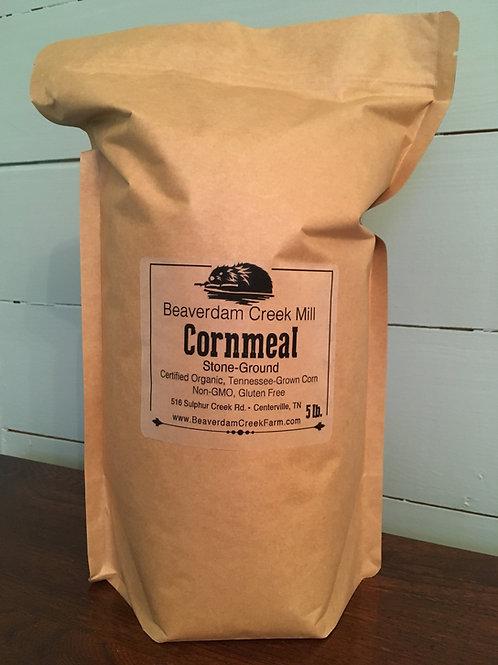 Bulk Cornmeal 5 lb.