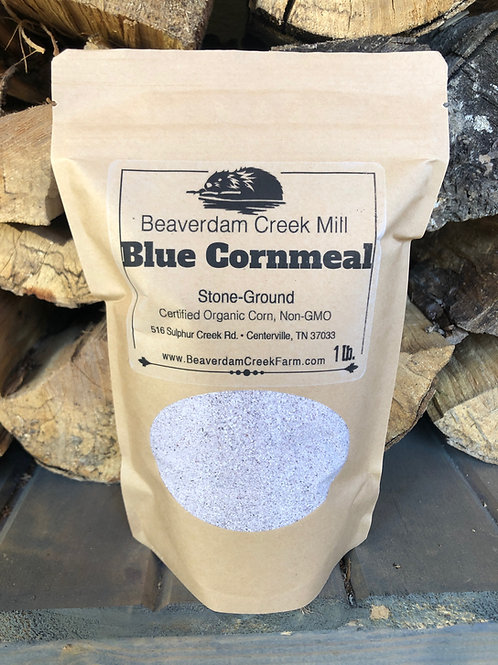 Blue Cornmeal 1 lb.
