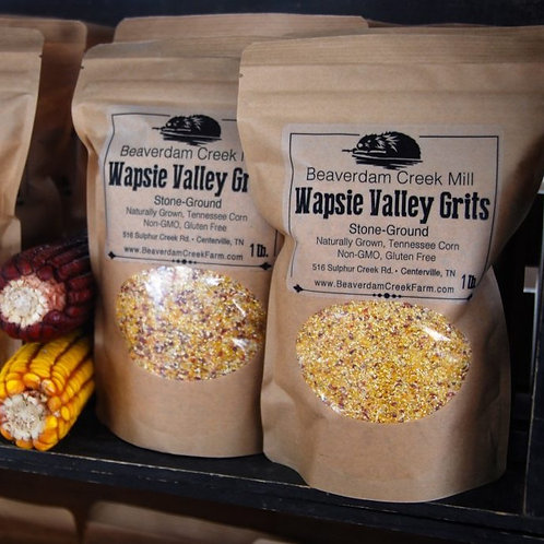 Wapsie Valley Grits 1 lb.