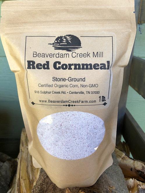 Red Cornmeal 1 lb.