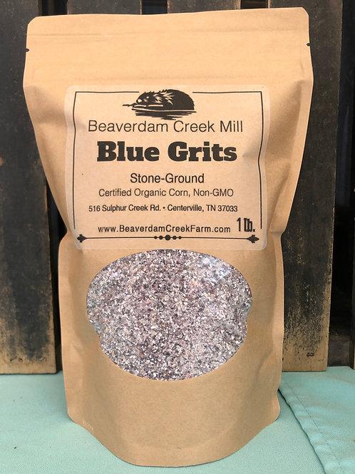 Blue Grits 1 lb.