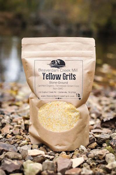 Yellow Grits 1 lb.