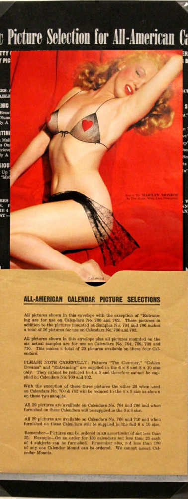 """All American"" Salesman's Sample"