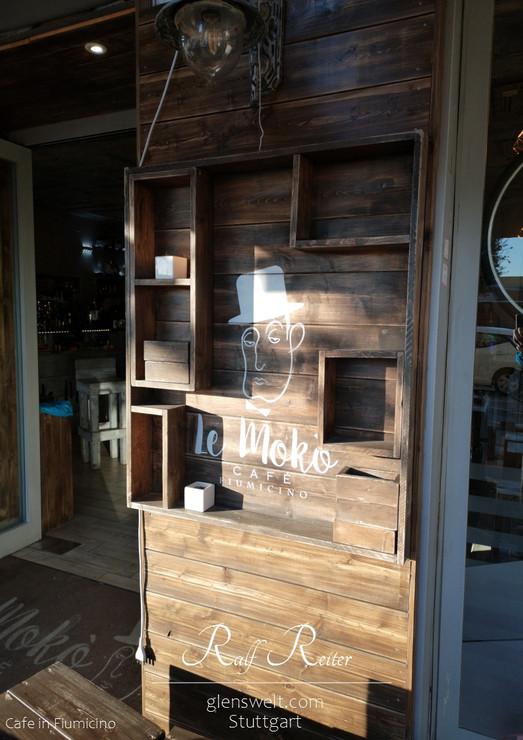 Cafe in Fiumicino