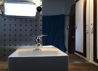 Neues Bad auf Katinka