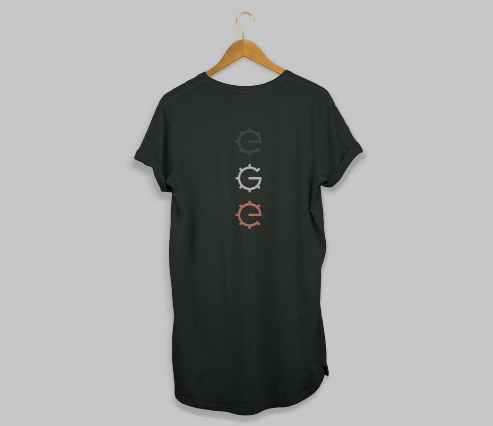Engine. T-shirt.