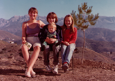 Med familien, 1981