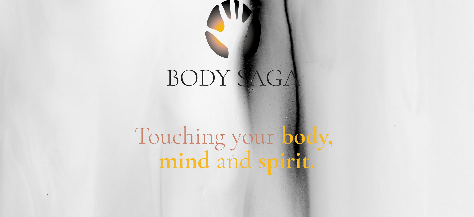 Body Saga. Hjemmeisde.