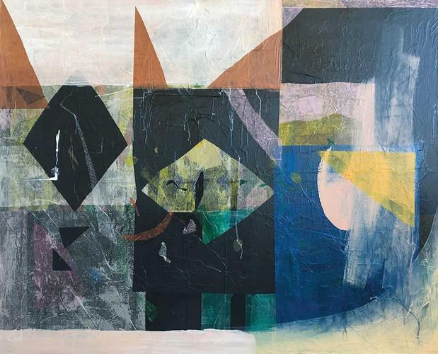 Mixed media · 2016 · 120 x 150 cm