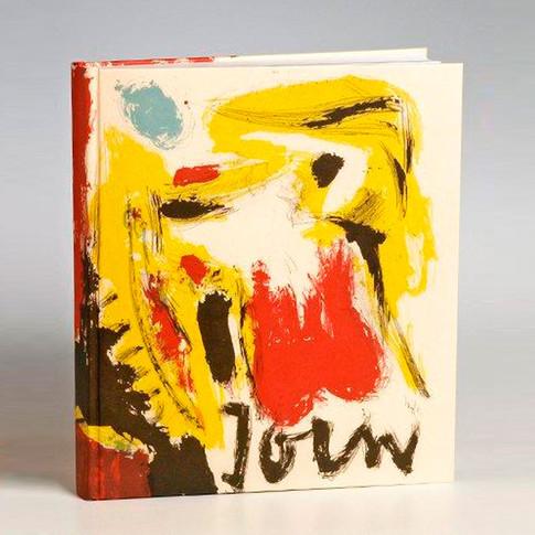 Asger Jorn. Katalog.