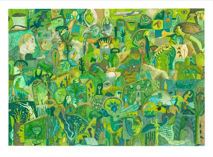 Human Nature III, 2.000 kr.