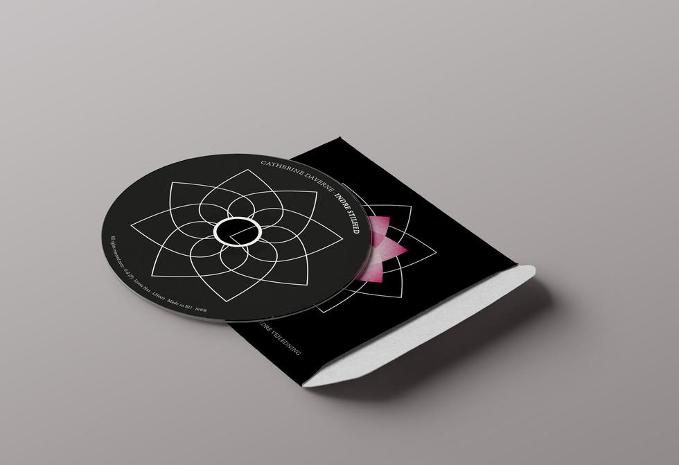 Catherine Daverne. Indre stilhed. Visuel udtryk. CD.