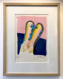 Offset litografi. 3.500 kr.