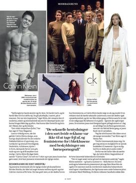 Artikler til diverse magasiner