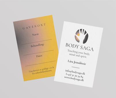 Body Saga.