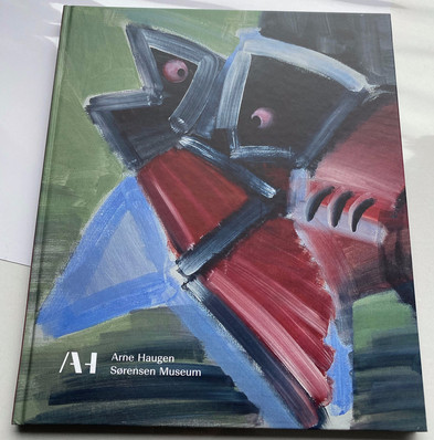 Arne Haugen Sørensen Museum. Katalog. 150 kr.