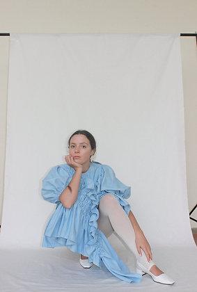 Jenny Blouse - Sky Blue