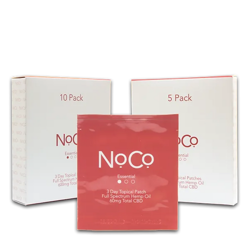 NoCo 3-Day Topical Patches