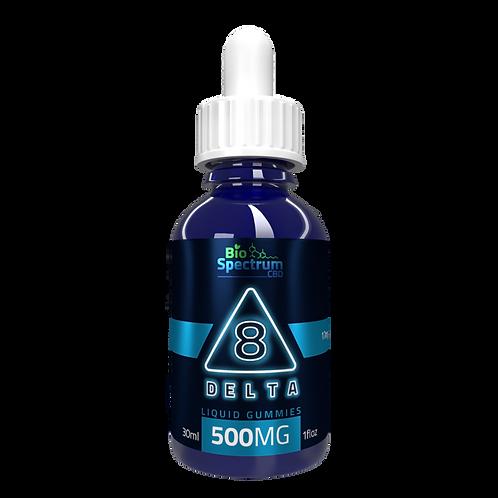 Bio Spectrum Delta-8 Liquid Gummies