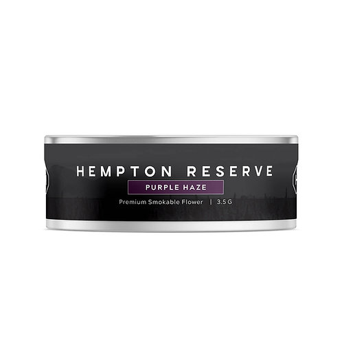 Hempton Reserve Purple Haze CBD Flower