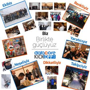 Datacore Kick-Off 2019 Uludağ'da gerçekleşti.