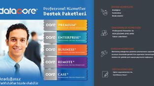 Datacore Profesyonel Hizmetler Destek Paketleri