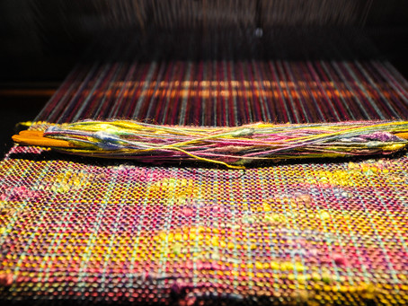 Five Turrets Handwoven is open for business
