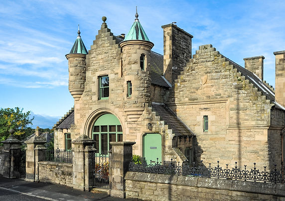 The Five Turrets, Selkirk