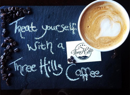 Three Hills Coffee | Selkirk