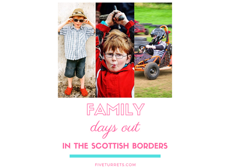 The family-friendly Scottish Borders