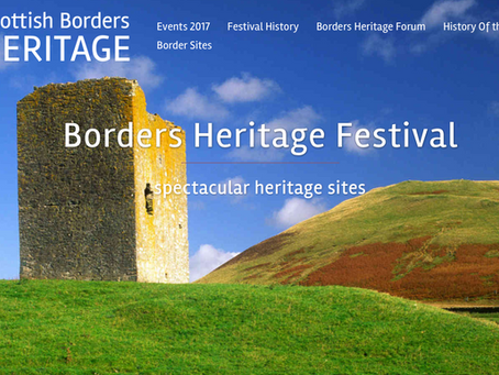Scottish Borders Heritage | History