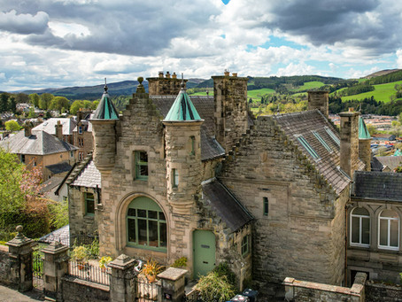 The Five Turrets shortlisted in i travel staycation awards 2021
