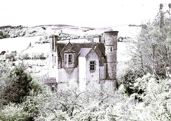 Ettrick Lodge, Selkirk