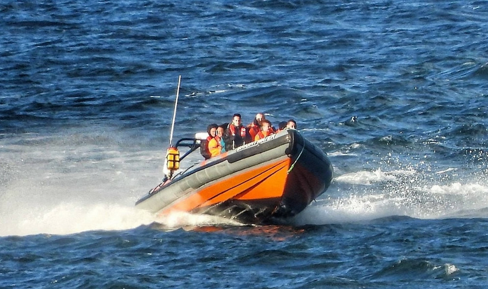 Copyright Eyemouth Rib Trips/Facebook