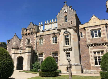 Abbotsford House |Melrose