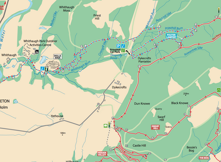Newcastleton | 7 Stanes Mountain Bike Trails