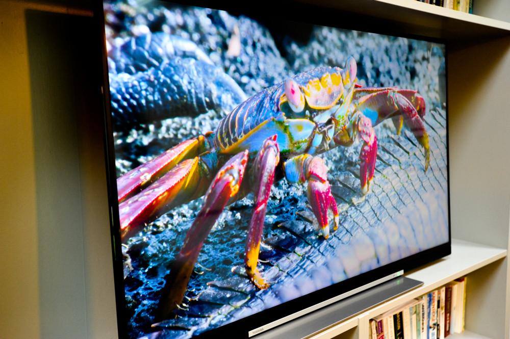 "Smart 49"" TV, The Five Turrets"