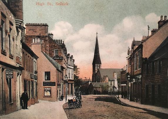 Selkirk High Street