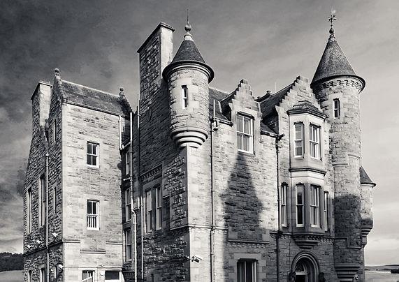 Selkirk Sheriff Court aka County Buildings
